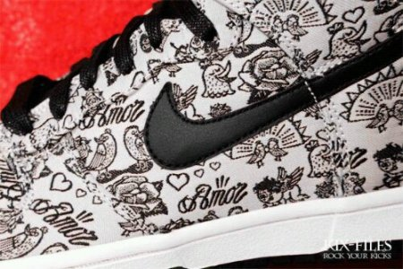 cheap for discount ecc6b a4389 Check out this Quickstrike release from Nike. Right in time for Valentine s  Day, here is the Nike Dunk Hi – Amor.